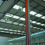 Industrial Roof Lights & Sidelights 1